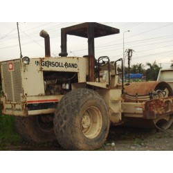 Xe lu rung Ingersollrand Model : SD150F